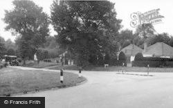 Ferring, North Ferring Corner c.1960