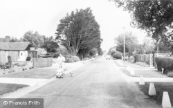 Ferring, Ocean Drive c.1960