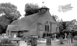 Ferring, St Andrew's Church c.1950