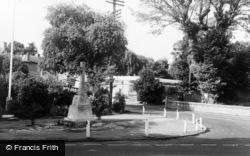 Ferring, The Memorial c.1960