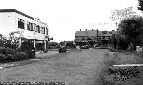 Photo of Ferring, The Pantiles c.1960