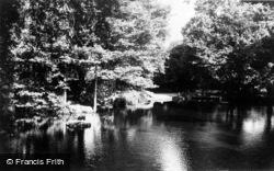 Ferring, The Pond c.1960