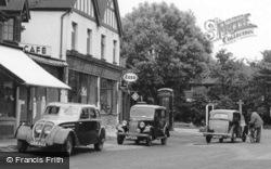 Ferring, The Shops, Ferring Street 1952