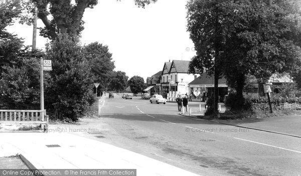 Photo of Ferring, The Village c.1960