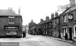 Front Street c.1955, Ferrybridge