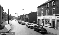 High Street c.1955, Ferrybridge