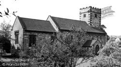 St Andrew's Church c.1955, Ferrybridge