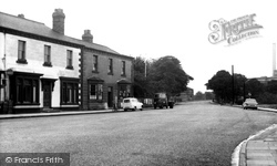The Village c.1955, Ferrybridge