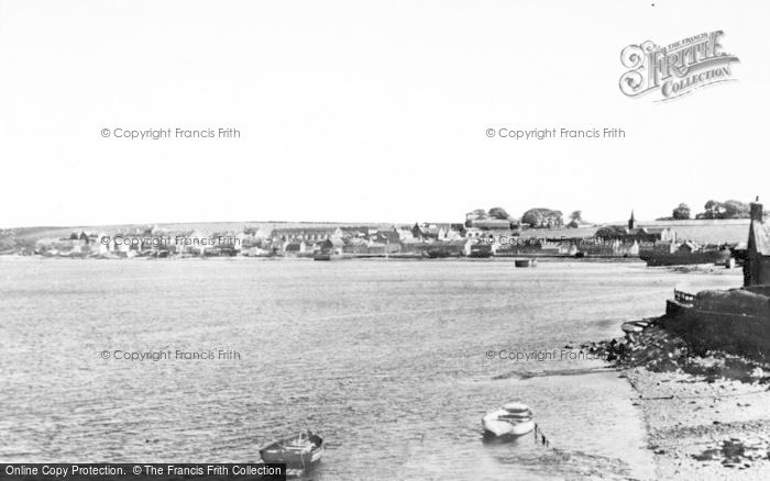 Photo of Ferryden, From The Sea c.1955