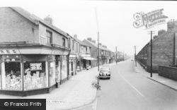 Haig Terrace c.1960, Ferryhill