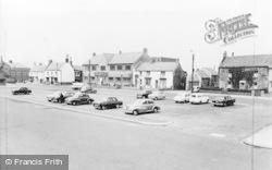 Market Place c.1960, Ferryhill
