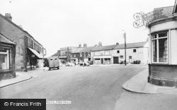 Parker Terrace c.1960, Ferryhill
