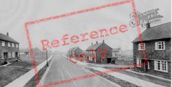 Raby Road c.1960, Ferryhill