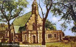 St Luke's Church c.1960, Ferryhill