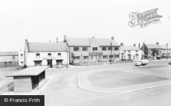 Ferryhill, The Ferryhill And District Workmen's Club c.1960