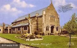 The Roman Catholic Church c.1960, Ferryhill