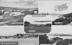 Ferryside, Composite c.1960