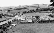 Ferryside, Glan Tywi Estate c1955