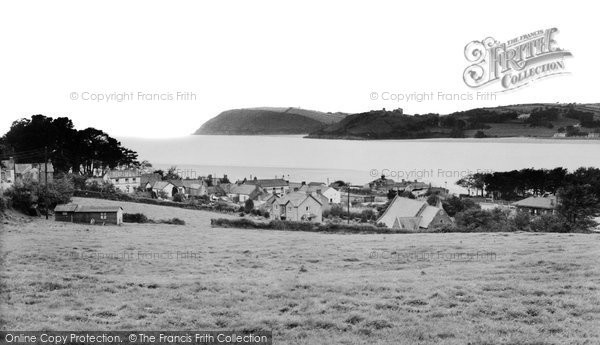 Photo of Ferryside, The Village c.1960