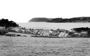 Ferryside, the Village c1960