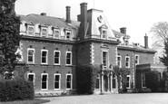Fetcham, Badingham College c1955