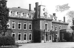 Fetcham, Badingham College c.1955