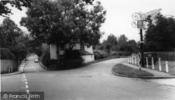Fetcham, Bell Inn Corner c.1965