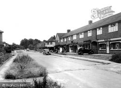 Fetcham, Cannon Grove c.1955