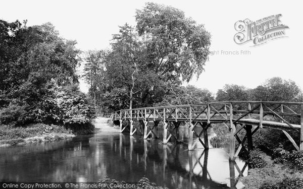 Photo of Fetcham, Ford On The River Mole 1928