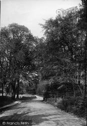 Fetcham, Hawk's Hill 1897