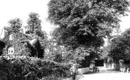 Fetcham, Leatherhead Road 1904