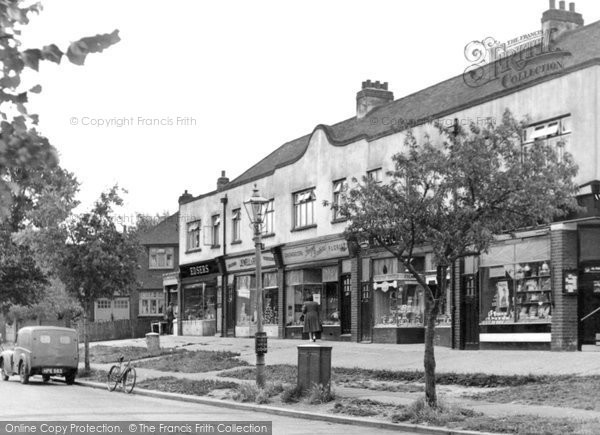 Fetcham, Post Office c1955