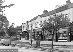 Fetcham, Post Office c.1955