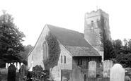 Fetcham, the Church 1899