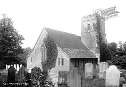 Fetcham, St Mary's Church 1899