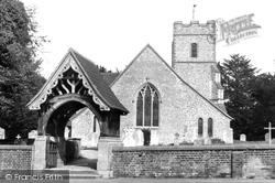 Fetcham, St Mary's Church c.1965
