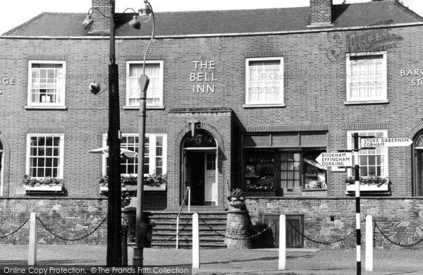 Photo of Fetcham, The Bell Inn c.1965