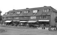 Fetcham, the Parade c1955