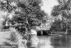 Fetcham, The Splash 1904