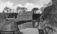 Ffynnongroyw, Garth Mills c1950