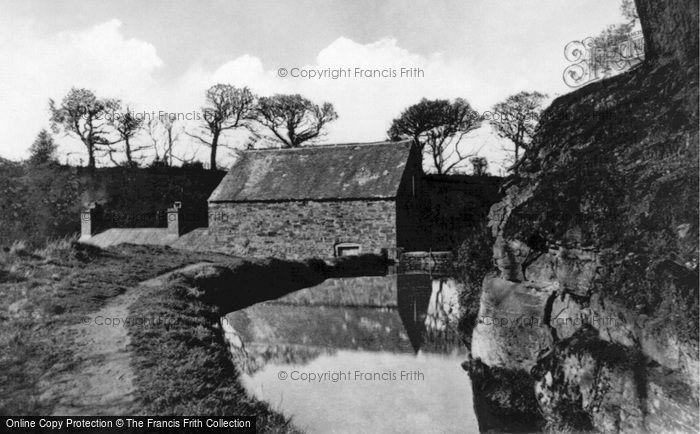 Ffynnongroyw,Garth Mills c1955,Clwyd