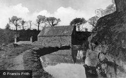 Ffynnongroyw, Garth Mills c.1950
