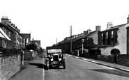 Ffynnongroyw, Main Road c1955