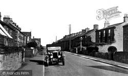 Ffynnongroyw, Main Road c.1950