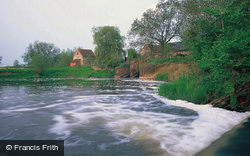 Fiddleford, Mill And River Stour 2006