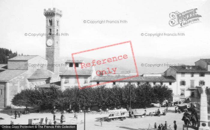 Photo of Fiesole, Piazza Mino c.1930