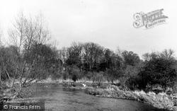 River Avon c.1955, Figheldean