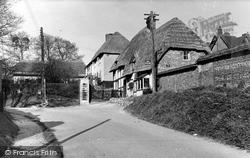 Figheldean, The Post Office c.1955