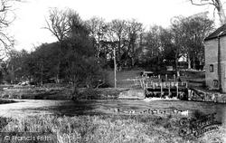 Figheldean, The Sluice Gate c.1955