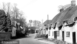 Figheldean, The Village c.1955